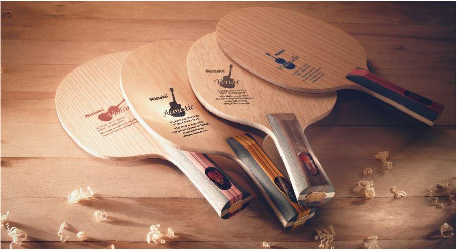 アコースティック バイオリン ビオンセロ テナーのラケット画像